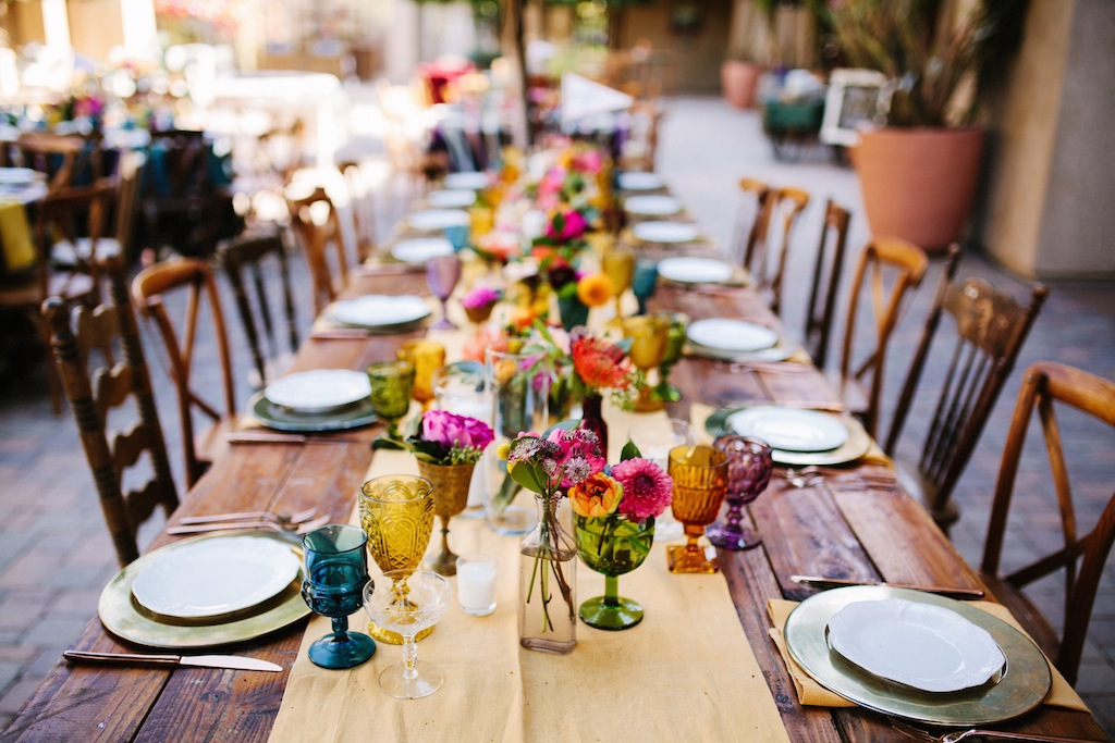 Colorful Mexican Fiesta Wedding!