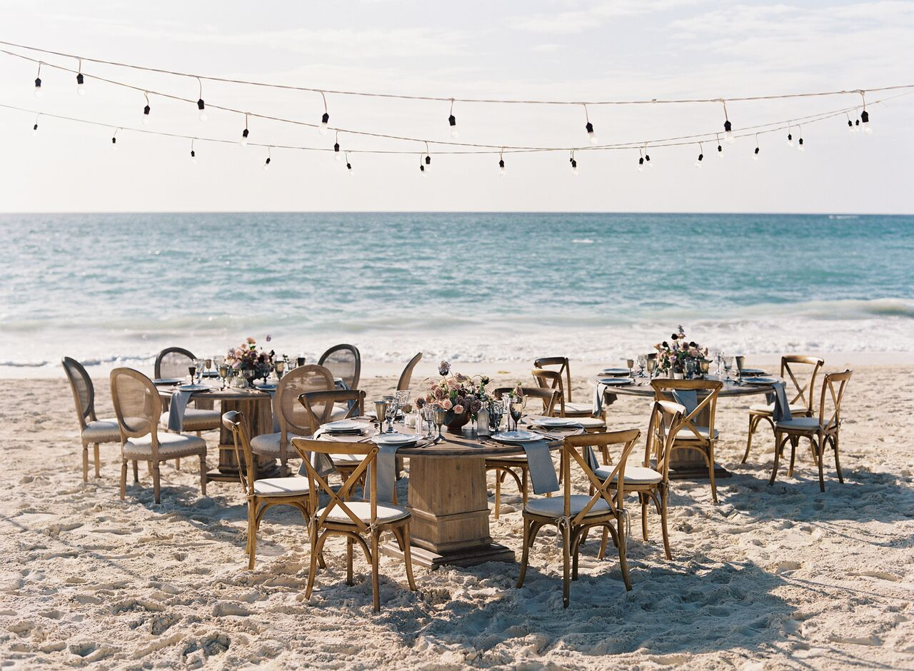 Playa Del Carmen Beach Wedding Dream