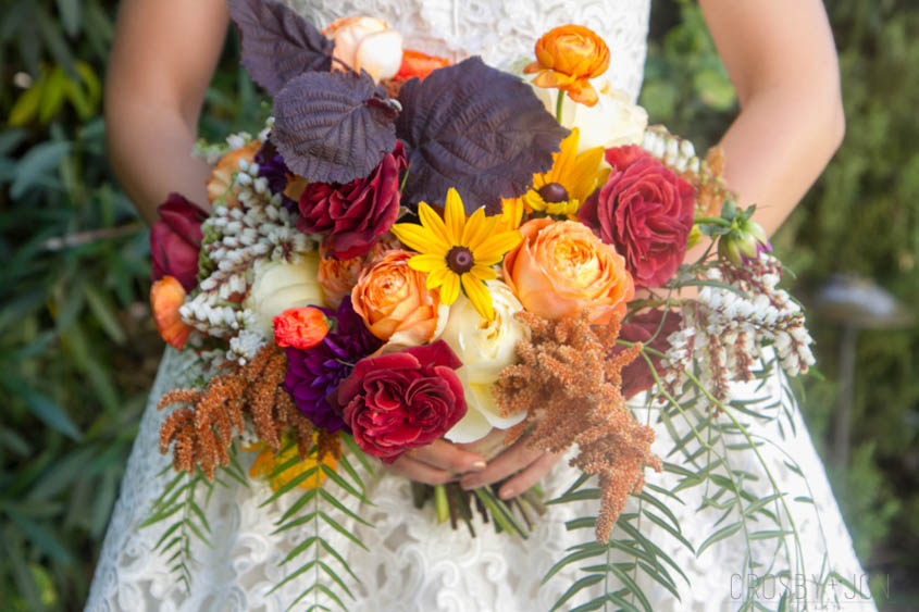 Featured on Brides Magazine: Boho-Inspired Wedding