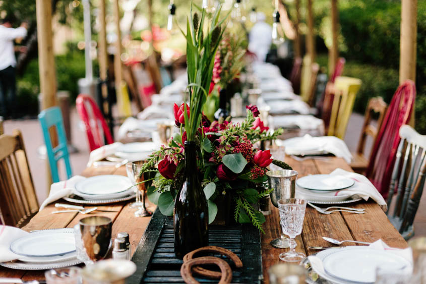 Featured on Inspired by This: Thanksgiving Tablescape Ideas