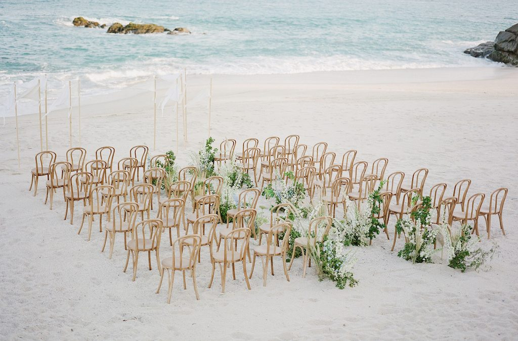Wed in Modern Luxury at Grand Velas | Featured on Once Wed